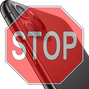 stop made iphone 11pro-11pro max-Xr 2
